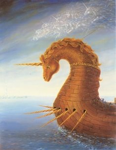 The Ship of the Sufis; the Barque of Baraka