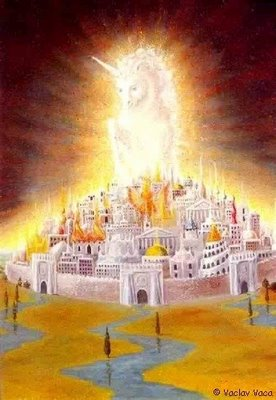 The Holy Spirit of the Holy City