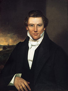The Prophet of Moroni; Joseph Smith; the Martyr