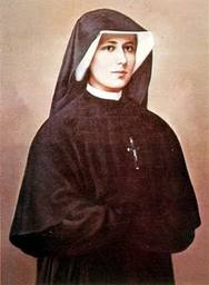 The Apostle of Mercy is Sister Princess Faustina; whose husband is the Messiah the Prince
