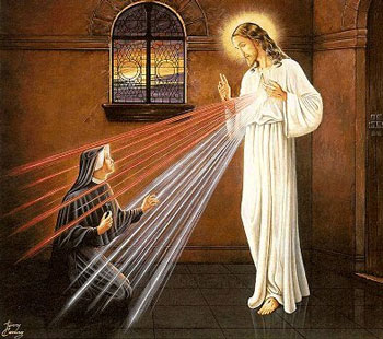 Vision of Sister Faustina as the New Mirror of Creation, how the Bride reclaimed the New Image of God in Christ in the New Creation