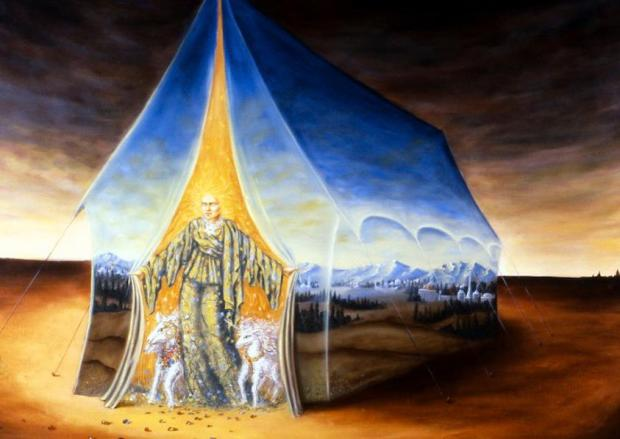 Behold! The Tabernacle of God!