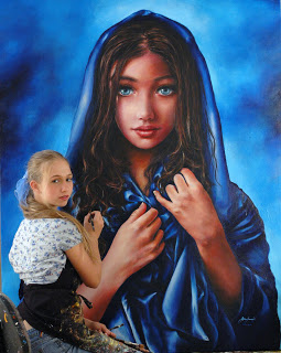 "Akiane Kramarik: the Child of God as ""The Wonder"""