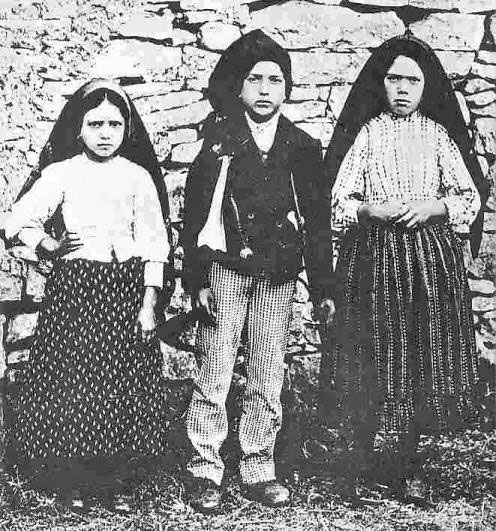 "These 3 Children were ""the Signs and Wonders'' at the Providence for the Start of the 3rd Course of restoration into Canaan at the Global Level; Jacinta, Francisco and Lucia"
