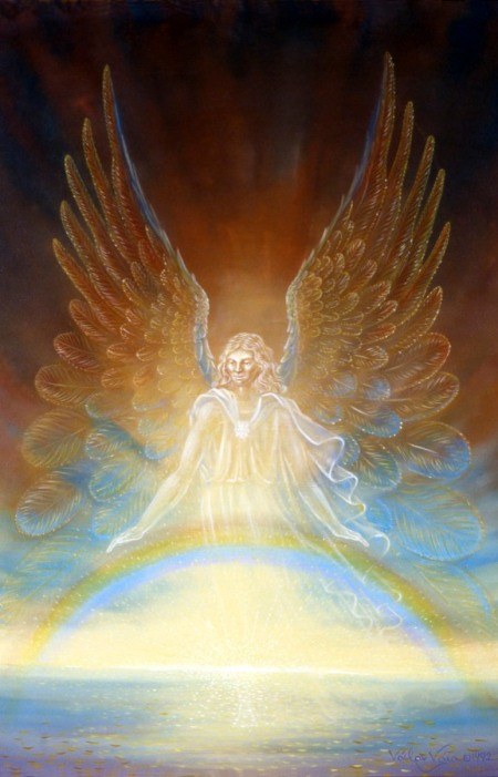 The Angel of The Tabernacle of God; the Salvation of God