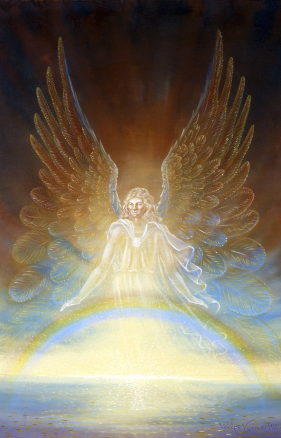 The Angel of The Tabernacle of God; the Salvation of the Israel ofGod