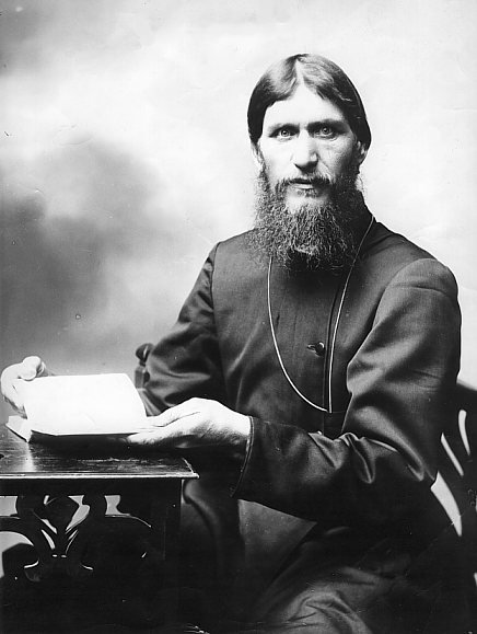"The Doctrine of Rasputin was ""Grace through Sin"""