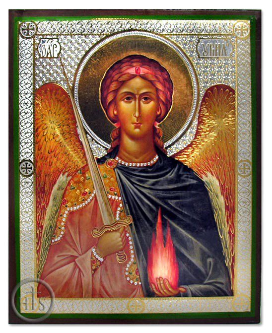 The Archangel of the Guardian Angels, Barakiel