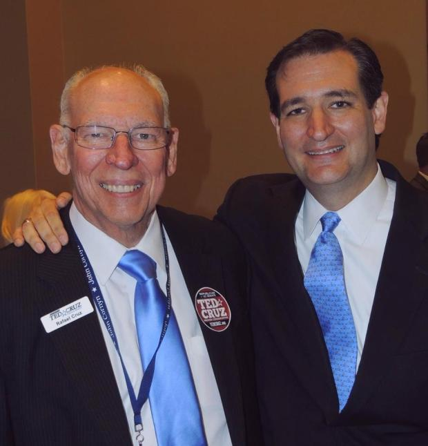 Judas Priest Rafael Cruz, and the False Tea Party Christ Ted Cruz his Son