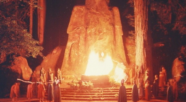 Bohemian Grove and the Altar of Mammon